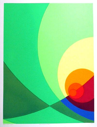Herbert Aach, 'Split Infinity #4BS', 1980