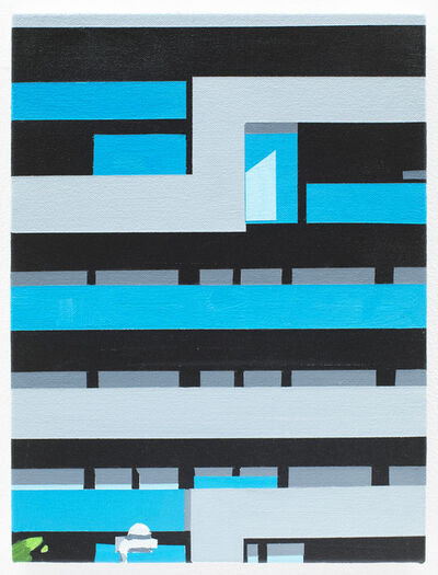 Brian Alfred, 'Niigata Facade', 2016