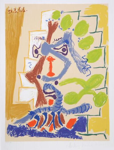 Pablo Picasso, 'Le Peintre, 1966', 1979-1982