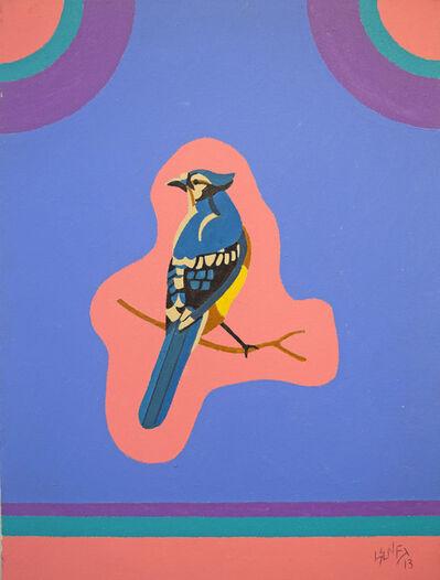 Barry Senft, 'Blue Jay', 2013