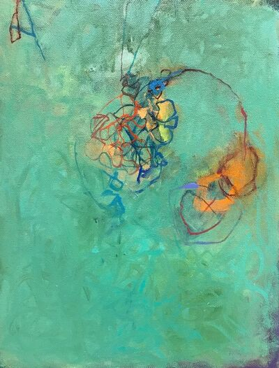 Sigrid Burton, 'Treffles', 2017