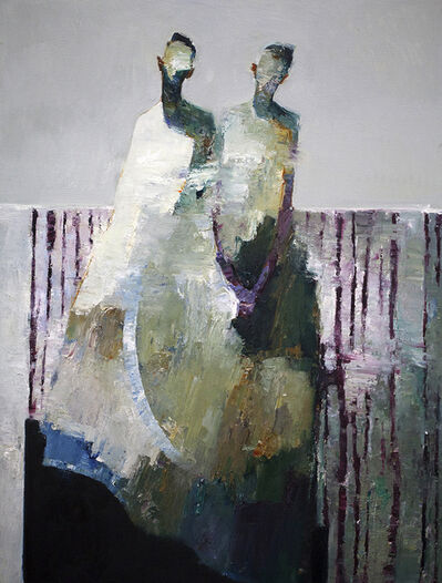 Danny McCaw, 'Stripes II'