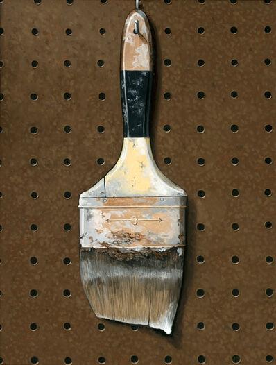 Ward H Nichols, 'Brush'