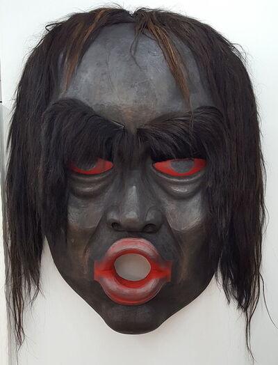 Beau Dick, 'Tsonoqua', 2016