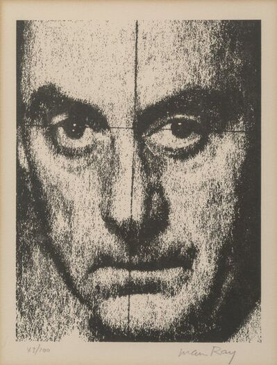 Man Ray, 'Autoportrait', 1972