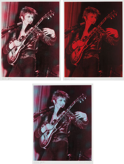 Russell Young, 'David Bowie: three prints', 2008