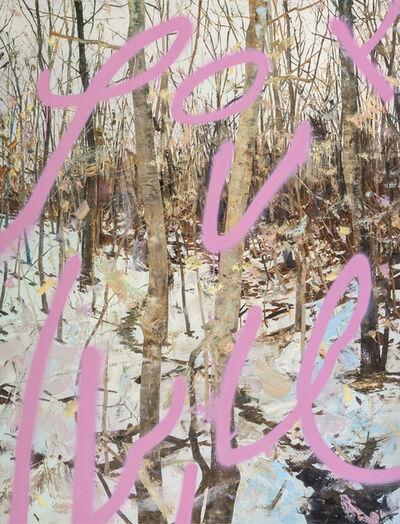 Una URSPRUNG, 'Untitled 32', 2017