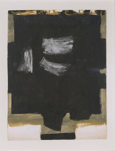 Emerson Woelffer, 'Madrid', 1959