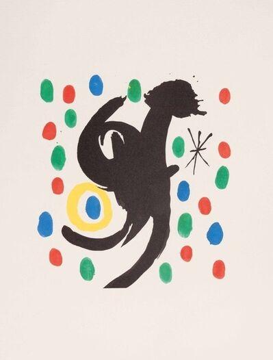 Joan Miró, 'Les Essencies de la Terra III', 1968
