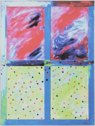 Tano Festa, 'Untitled (Window)', 1970-1979