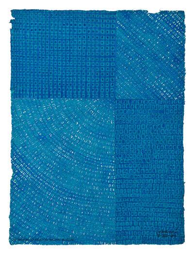 Kim Whanki, '8-IIII-71', 1971