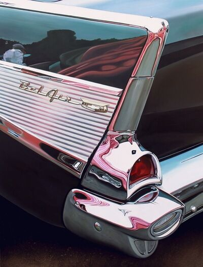 Cheryl Kelley, 'Bel Air with Pink', 2013