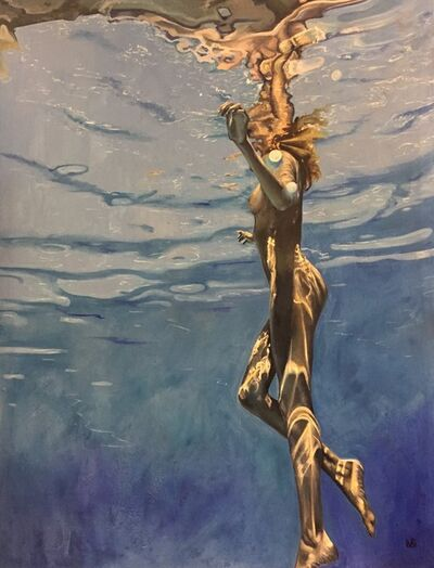 Amanda Arrou-tea, 'You can find the beauty of mermaids on every woman ', 2018