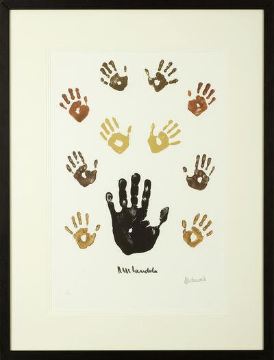 Nelson Mandela, 'Impressions of Africa, Colour', 2003