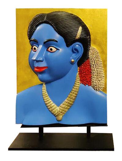 Ravinder Reddy, 'Bust Relief', 2011