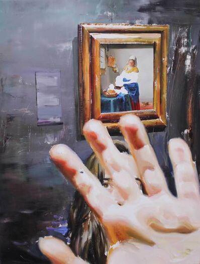 Pavel Grosu, 'Untitled (Vermeer's Milkmaid)', 2019