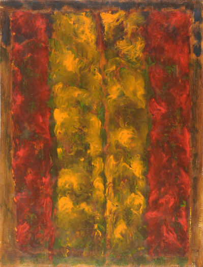 Jean McEwen, 'La chute d'un jaune no. 12', 1997