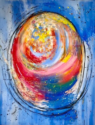 Arica Hilton, 'Multiverse I', 2017