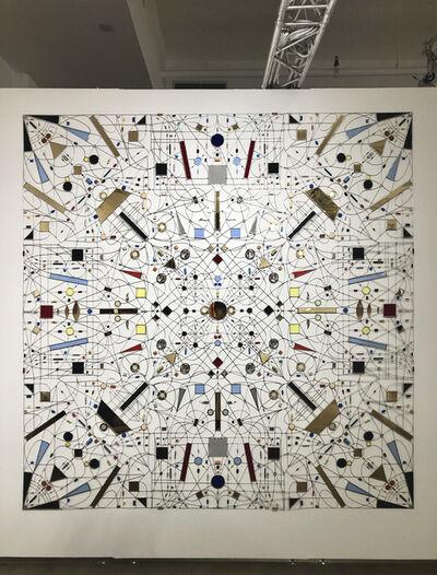 Leonardo Ulian, 'Technological Mandala #146 - Self', 2020