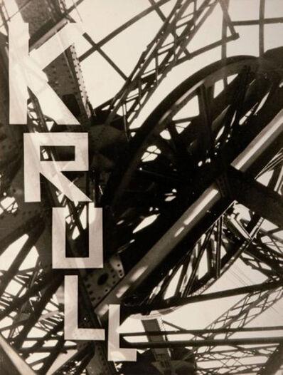 Germaine Krull, 'Métal', 1928