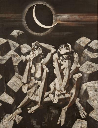 Javlon Umarbekov, 'Eclipse', 2008