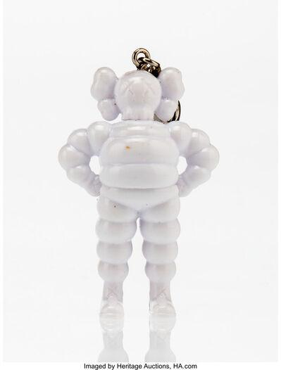 KAWS, 'Chum Keychain (White)', 2009