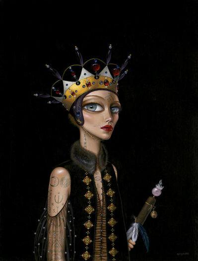 Leila Ataya, 'The Empress', 2018