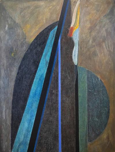 Miklos Pogany, 'Umbria and October', 193