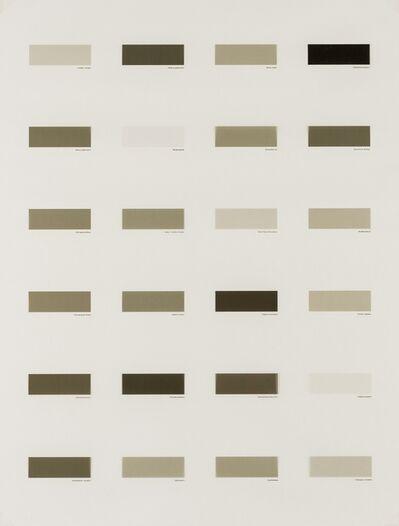 Gerhard Merz, 'Untitled (2007)', 2007