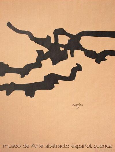 Eduardo Chillida, 'Museo De Arte Abstracto', 1995
