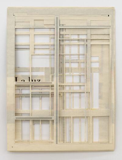Jorge Macchi, 'La Luz', 2015