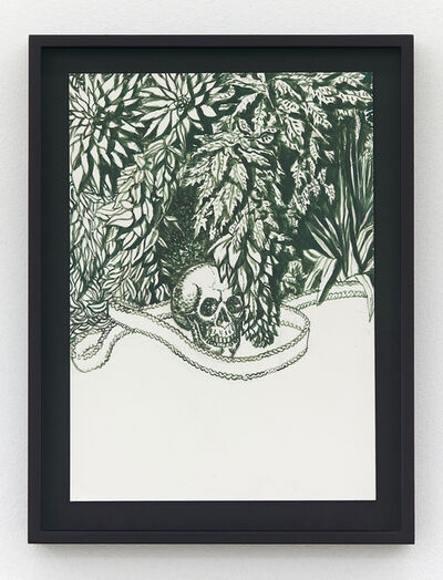 Aleksandra Waliszewska, 'Untitled (Scull)', 2012-14