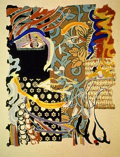 Robert Kushner, 'Daphne I', 1985