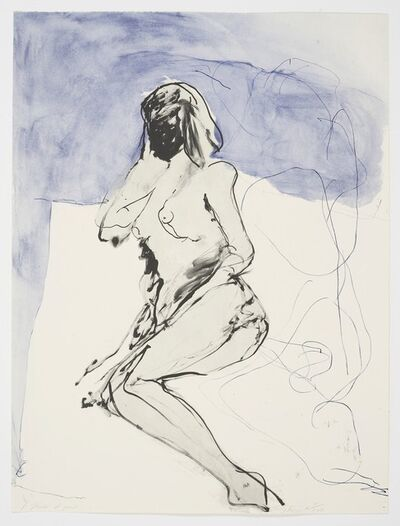 Tracey Emin, 'I Think Of You', 2015