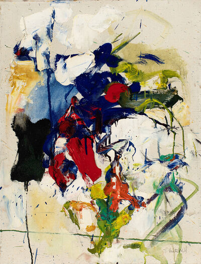 Joan Mitchell, 'Untitled ', 1956-1958