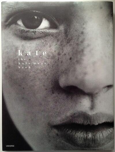 Kate Moss, 'Kate: The Kate Moss Book', 1995