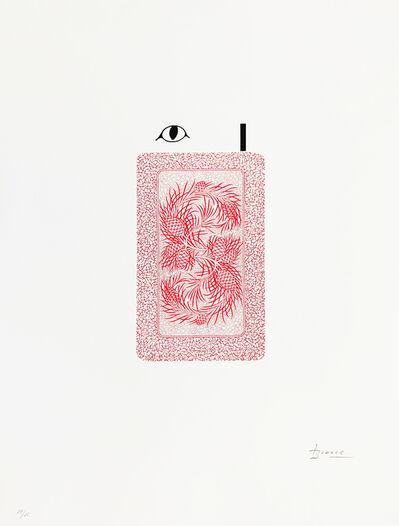 Joan Brossa, 'Poema visual', 1988