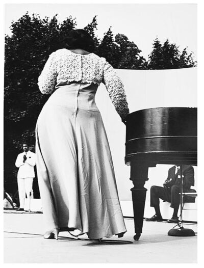 Herb Robinson, 'Mahalia Jackson', 1969