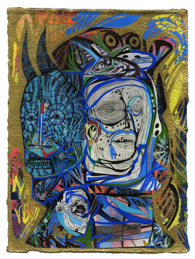 JON TODD, 'The Blue Devil', 2019