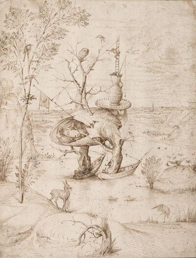 Hieronymus Bosch, 'Tree-man ', 1500-1510