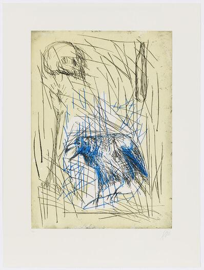 Markus Lüpertz, 'Abend #1', 1999