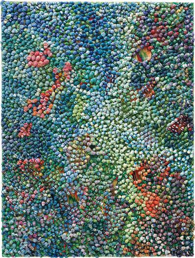 Llewellyn Xavier, 'Eggshell Footprints', 2016