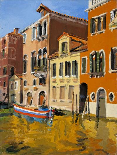 George Nick, 'Rio dei Mendicanti II Venezia 20 Sept 2012', 2012