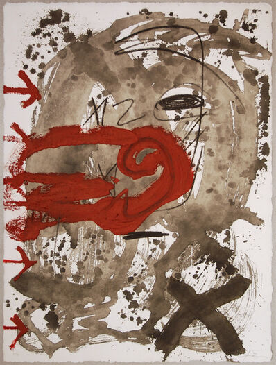 Antoni Tàpies, 'Carmi 5 - TAPIES SUCCESSION', 1994