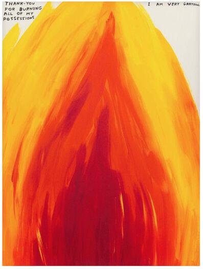 David Shrigley, 'Untitled (2019)', 2019