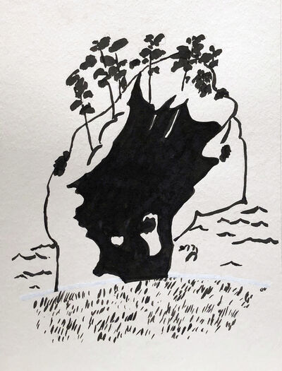 George Vranesh, 'Battle Rock 2', 1995