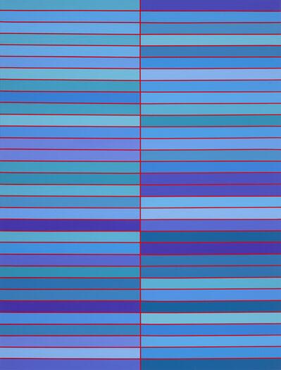 John Guthrie, 'Blue Bossa', 2018