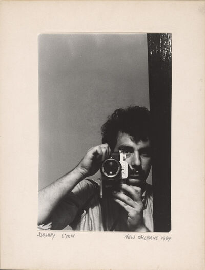 Danny Lyon, 'Self-Portrait, New Orleans', 1964