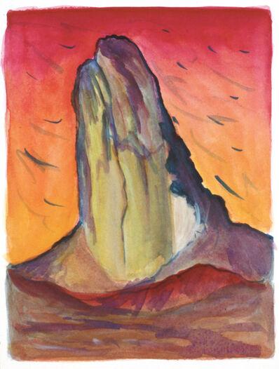 Helen Oji, 'Volcano Series #80', 1984