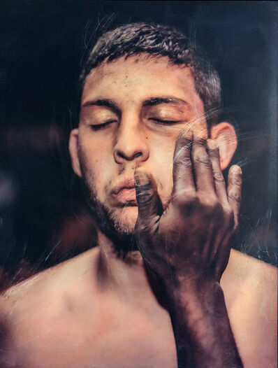 Antonio Jacob Martinez, 'How to Hug and Other Sublimations of Men (#16)', 2016